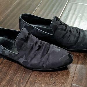 Men's Sloane Camo Jimmy Choo Loafers 🖤